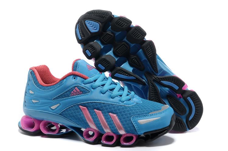 159d3f4b3a8b5 Adidas Bounce Titan 6th VI Sixth Netty Women Blue Pink Runn Sneaker Women s  Best Sport Free